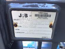 JRB Root Rake Model 544J