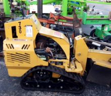 Used 2014 Vermeer Model SC30TX Stump Grinder In Tampa FL