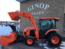 Used Kubota L6060 Tractor for sale in Michigan, USA | Machinio