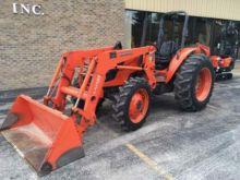 Used Kubota M7040 for sale  Kubota equipment & more   Machinio