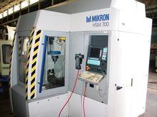 1998 MIKRON HSM 700