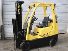 Used 2007 HYSTER S40