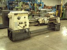 1968 HES 550 ENGINE LATHE