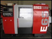 2008 EMCO MAIER E-65