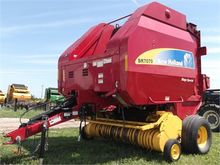 Used 2009 HOLLAND BR