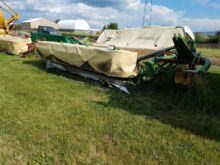 Used Krone Disc Mowers for sale  Krone equipment & more