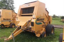 Used 2007 VERMEER 60