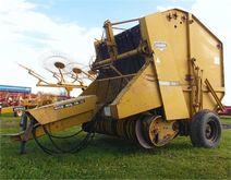 Used VERMEER 605F in