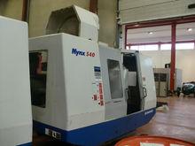 Mynx 540 MACHINING CENTER