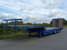 2002 Heavy Duty Low Loader