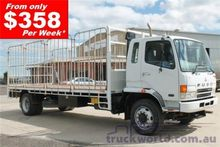 2007 Fuso Fighter FM10.0