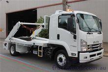 2016 Isuzu FSR 140 260 Auto MWB