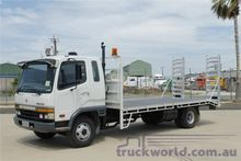 Used 1999 Fuso Fight