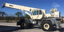 Used 2000 TEREX RT55