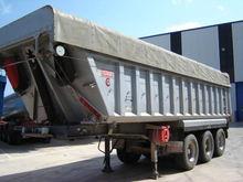 2000 LECITRAILER steel dumper 2