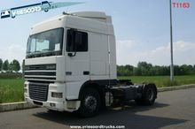 2001 DAF 95XF430 Manual