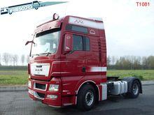 Used 2009 MAN TGX 18