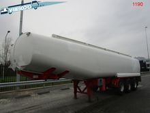 1991 Indox 38.000 ltr Steelsusp