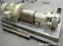 Used- Discflo Stainless Centrif