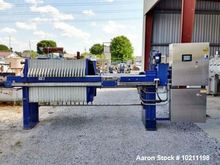 Used- JWI US Filter J-Press Sid