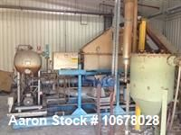 Used- Nara 1.6W Paddle Dryer. A