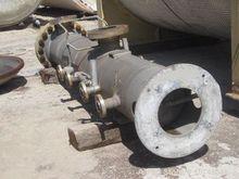 Used-Burgess Manning Tank, 60 g