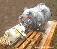Used- Lee 600 Gallon, 316L Stai