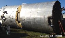 Used- 25,000 Gallon Stainless S