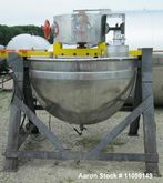Used- 300 Gallon Lee Jacketed S