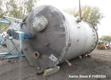 Used- 12,000 Gallon Process Ind