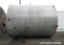 Used- 10,000 Gallon Stainless S