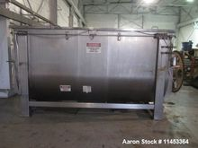 Used- 400 Cubic Foot Aaron Proc