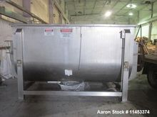 Used- 300 Cubic Foot Aaron Proc