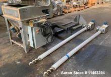 Used Flexible Screw Conveyors for sale  Schenck equipment