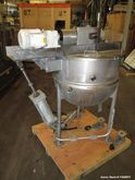 Used- Lee 100 Gallon Stainless