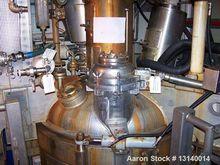 Used-Cogeim Hastelloy Pan Dryer