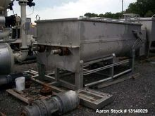 Used- RMF Double Paddle Blender