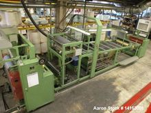 Used- OMV Sheet Extrusion Line,