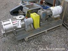Used- Blackmer Pump, Model C121