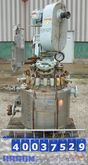 Used- Pfaudler Reactor, 30 Gall
