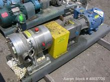 Used- APV Rotary Lobe Pump, Typ