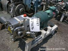 Used- APV Rotary Lobe Pump, Mod