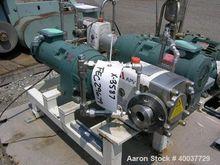 Used- APV Rotary Lobe Pump, Mod