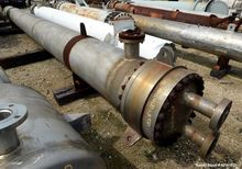 Used- Enerquip 2 Pass Shell And