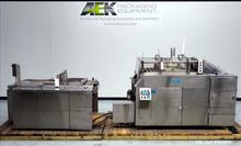 Used- Cozzoli AW400 Vial Washer