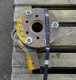 "Used- Dynisco 2-1/2"" Manual Scr"