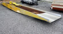 Used- Trailer Loading Ramp, Car