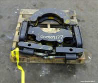Used-Extruder Die Clamp, Approx