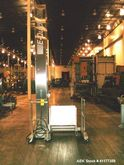 Used- E Quip Vertical Cart Lift