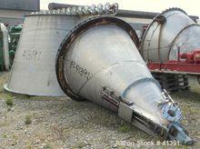 Used- B.V. Nauta Mixer, Model M